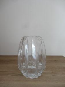 Vase origami transparent - Ma déco aux petits oignons