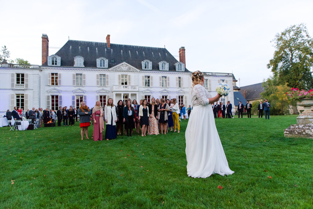 Ma déco aux petits oignons - Mariage Laure et Fabrice - Château Barthélémy