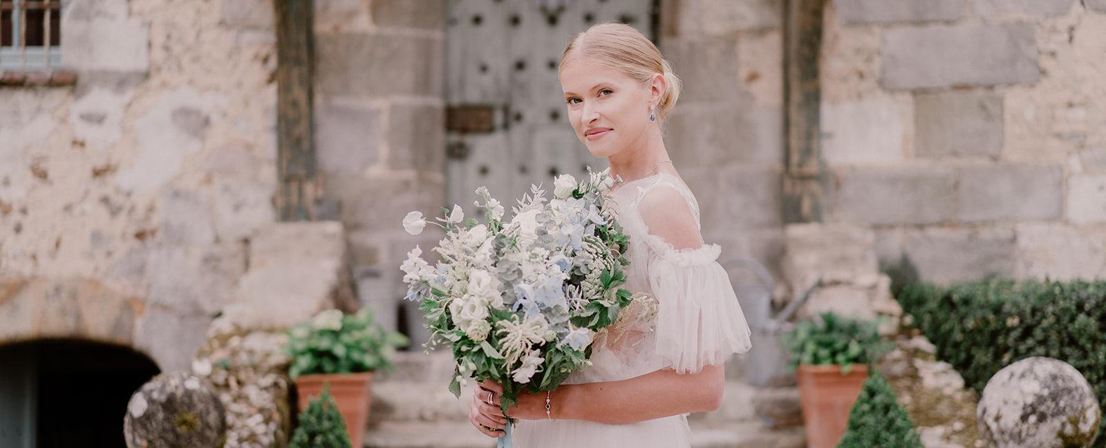 Shooting Inspiration - An enchanted secret garden wedding - Ma déco aux petits oignons